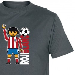 Camiseta Clicks Colchoneros