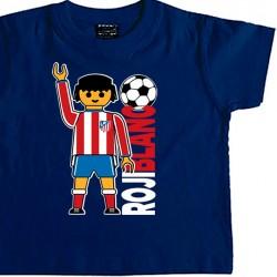 Camiseta Infantil Clicks...