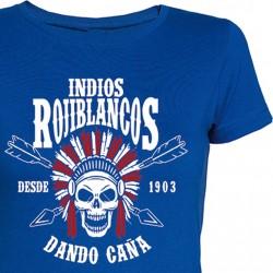 Camiseta Chica Indios