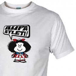 Camiseta Mafalda Colchonera