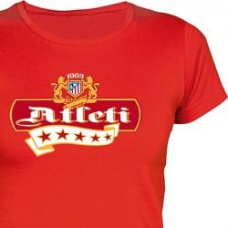 Camiseta Chica Deporte Rey