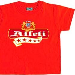 Camiseta Infantil Deporte Rey