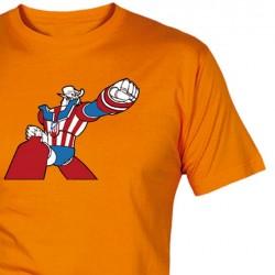 Camiseta Mazinger del Atleti