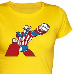 Camiseta Chica Mazinger del...