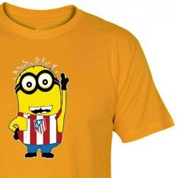 Camiseta Minion Atleti