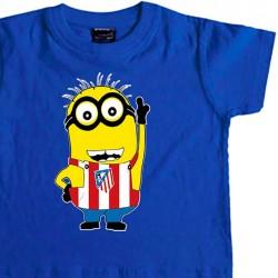 Camiseta Infantil Minion...