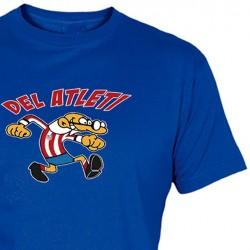 Camiseta Mortadelo Atleti