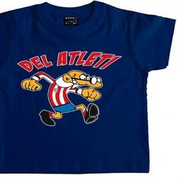 Camiseta Infantil Mortadelo...