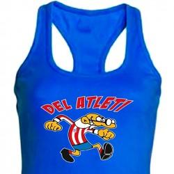 Camiseta Nadadora Mortadelo...