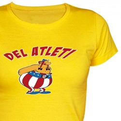 Camiseta Chica Obelix Atleti