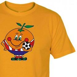 Camiseta Naranjito Colchonero