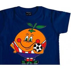 Camiseta Infantil Naranjito...