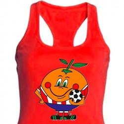 Camiseta Nadadora Naranjito...