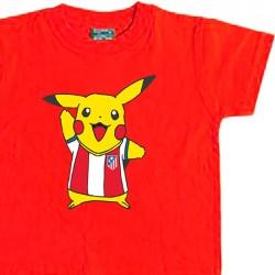 Camiseta Infantil Picachu...
