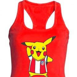 Camiseta Nadadora Picachu...