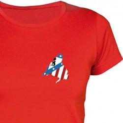 Camiseta Chica Madrid...