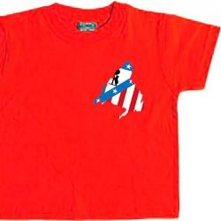 Camiseta Infantil Madrid...