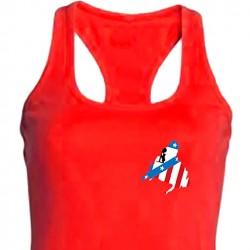 Camiseta Nadadora Madrid...