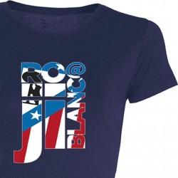 Camiseta Chica Rojiblanc@