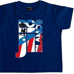 Camiseta Infantil Rojiblanc@