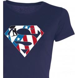 Camiseta Chica SuperAtleti