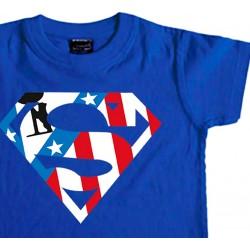 Camiseta Infantil SuperAtleti