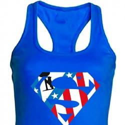 Camiseta Nadadora SuperAtleti