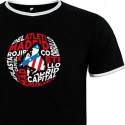 Camiseta Mundo Colchonero