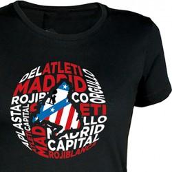 Camiseta Chica Mundo...