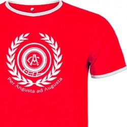 Camiseta Per Angusta Ad...