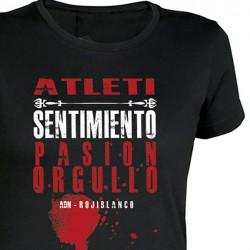 Camiseta Chica Sentimiento...