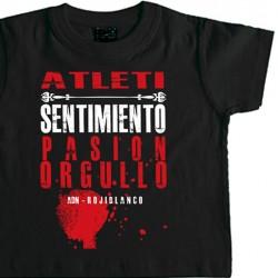 Camiseta Infantil...