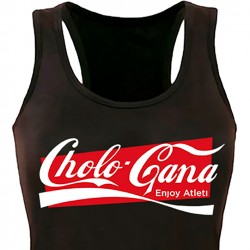 Camiseta Nadadora Cholo Gana