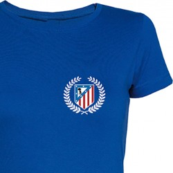 Camiseta Chica Atleti Corona