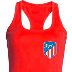 Camiseta Nadadora Atleti...