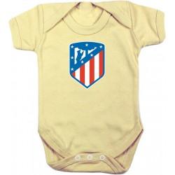 Body Bebé Atleti Escudo Nuevo