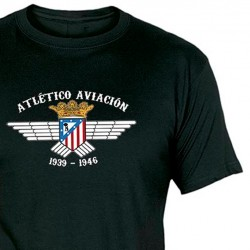 Camiseta At. de Aviación