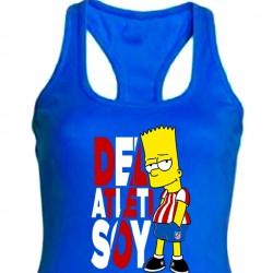 Camiseta Nadadora Bart...