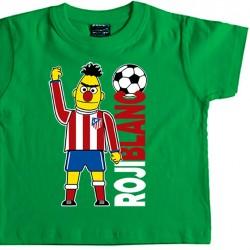 Camiseta Infantil Blas del...