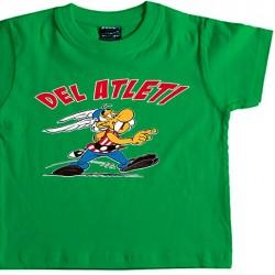Camiseta Infantil Asterix...