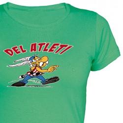 Camiseta Chica Asterix del...