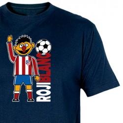 Camiseta Epi Rojiblanco