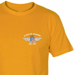 Camiseta At. Aviación Corazón