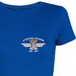 Camiseta Chica At. Aviación...