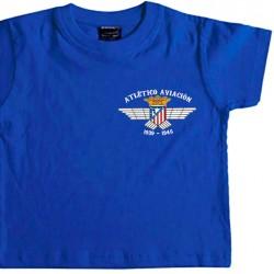 Camiseta Infantil At....