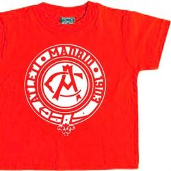 Camiseta Infantil Primer...