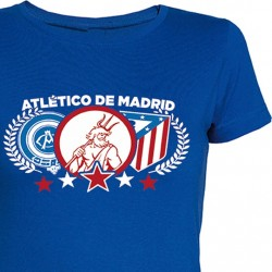 Camiseta Chica Escudos