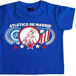 Camiseta Infantil Escudos