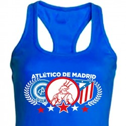 Camiseta Nadadora Escudos