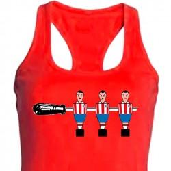 Camiseta Nadadora Futbolín...
